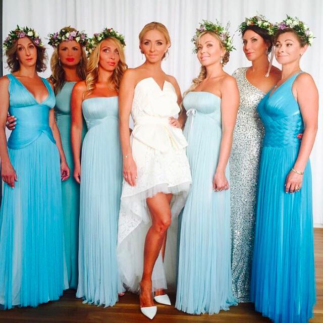 Татьяна Навка вышла замуж за Дмитрия Пескова фото