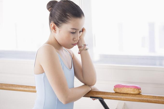 Диета примы: что едят балерины