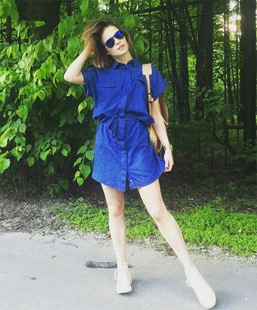 Лукерья Ильяшенко, актриса, фото