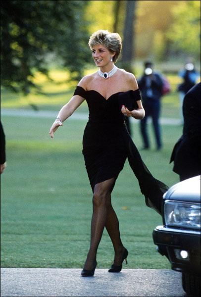 Принцесса Диана, 1994 год