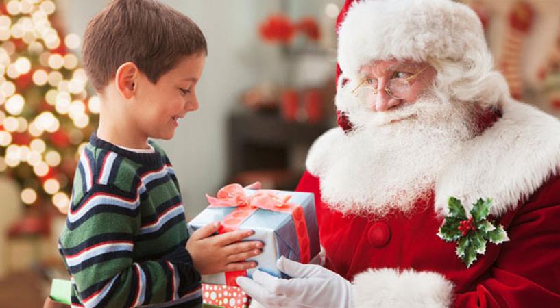 Дед мороз подарит нам подарки 352