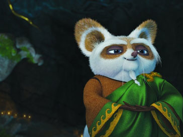 Кадр из фильма «Кунг-фу Панда – 2»