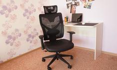 Выбираем комфортное кресло для домашнего офиса
