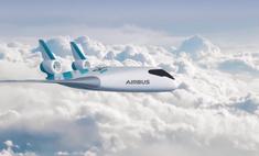 AirBus представила новый самолёт-монокрыло. Получить место у окна будет проблематично