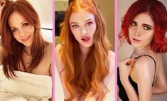 горячих рыжих девушек которых срочно подписаться инстаграме