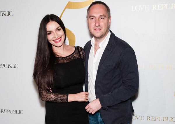 Надежда Мейхер-Грановская и Михаил Уржумцев