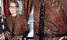 Женщина-вамп: Ксения Собчак примерила готический тренд