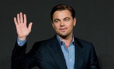 Леонардо Ди Каприо вручили матрешку