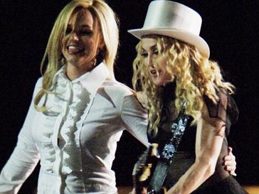 Бритни Спирс и Мадонна / Britney Spears, Madonna