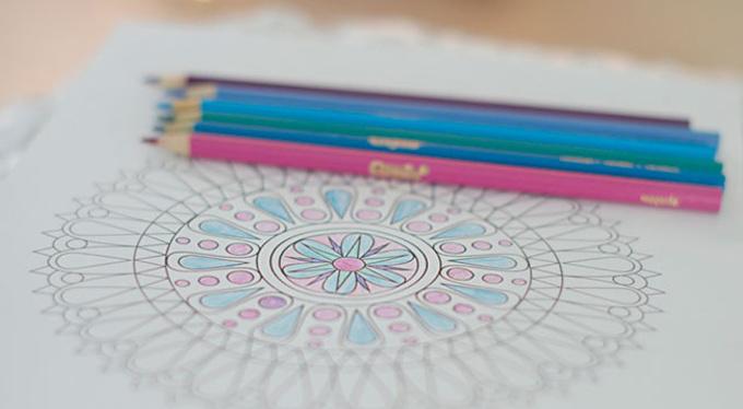 Раскраски приносят нам пользу и радость