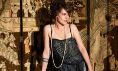 Кристен Стюарт предстала в образе Коко Шанель
