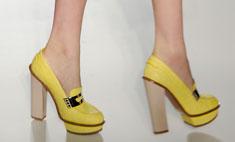 Модный след: 9 модных пар обуви на осень