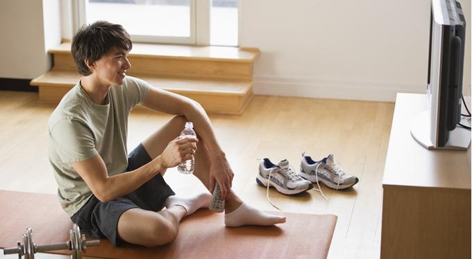 Можно ли разучить упражнения по видеокурсу?