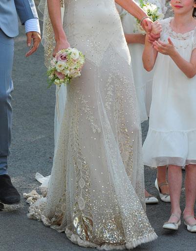 Свадебное платье Кейт Мосс (Kate Moss).
