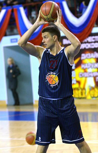 Алексей Карпеко, баскетбольный клуб «Урал Екатеринбург», фото
