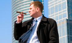 Стресс помогает бороться с курением