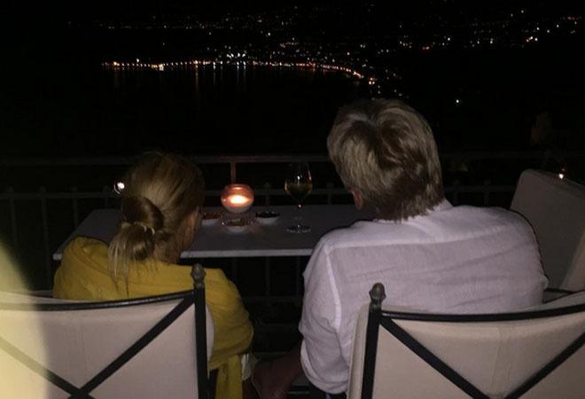 Навка и Песков свадебное путешествие фото