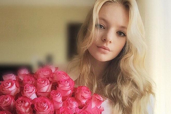Дочь Пескова Лиза фото