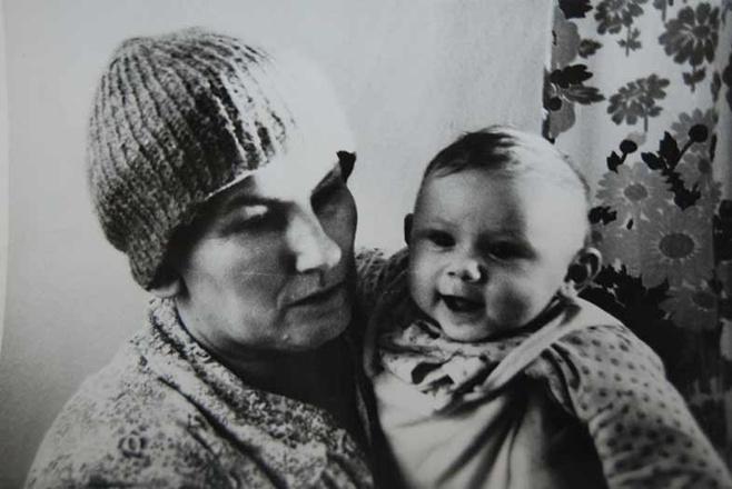 Мамина подруга хороша ретро фото 193-836