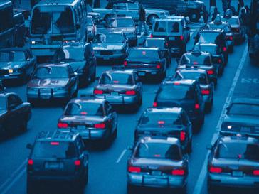 В Китае самые длинные пробки