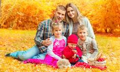 Многодетные семьи Волгограда: 18 счастливых фото