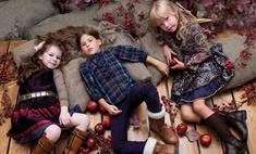 Показы коллекций детской одежды пройдут в Москве