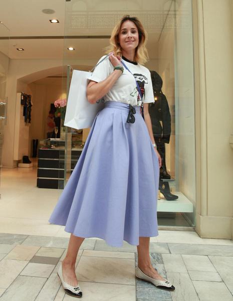 Marie Claire провел осенний фестиваль Shoes First в ГУМе | галерея [1] фото [3]