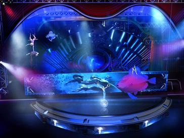 Масштабное шоу «Рыжий Ник и мастерская чудес» — самый высокотехнологичный новогодний проект, не имеющий мировых аналогов