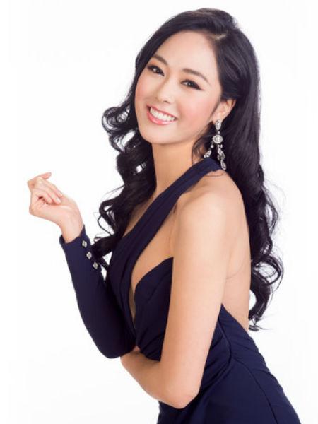 Мисс Корея Е Блин Ю: фото