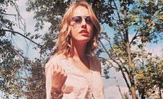 Летняя мода: как российские звезды спасаются от жары