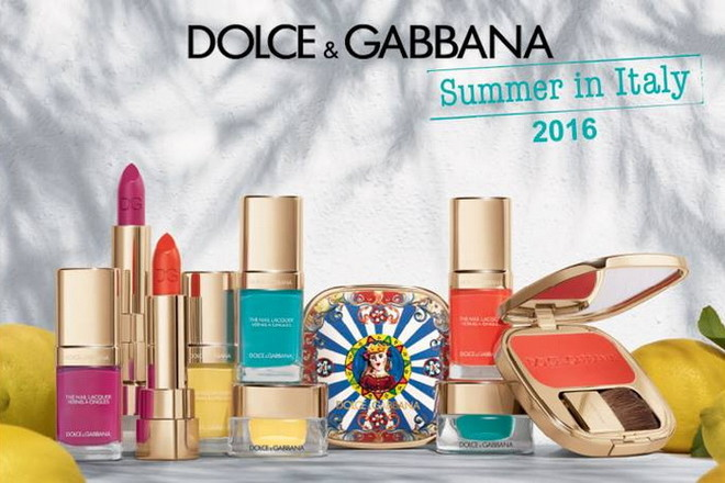 Dolce&Gabbana Summer in Italy 2016