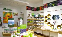 Третий магазин органической косметики Melvita открывается в России