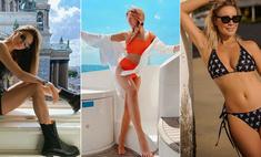 Вестник «100 самых сексуальных женщин страны»: танцующая Настя Ивлеева, спортивная Вера Брежнева и все-все-все