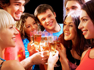 Алкоголизм часто признак ума