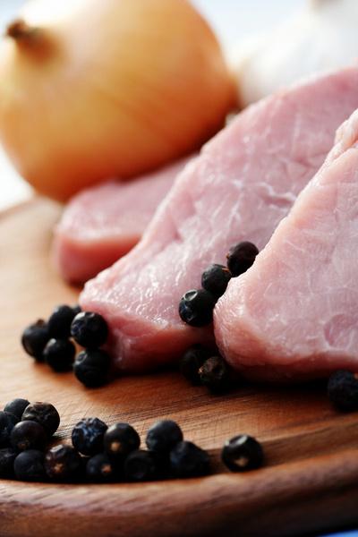 Рецепты приготовления свинины