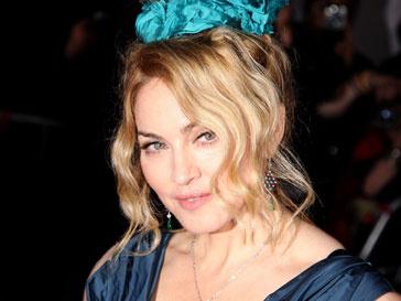 Мадонна на вечере Costume Gala