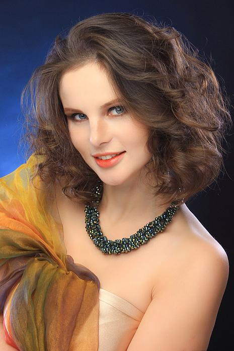 Дарья Катаева, участница Миссис Евразия 2016, фото