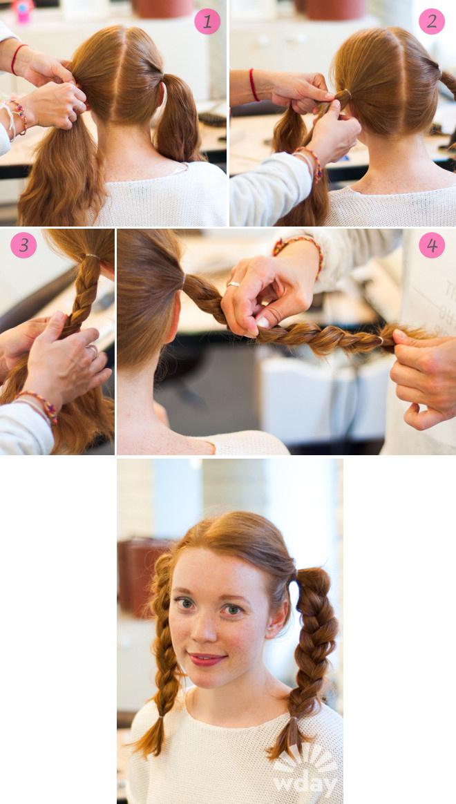 Кичка для волос как делать