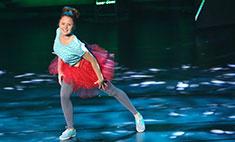 Лиза Рублева: «С волнением помог справиться заяц Персик»