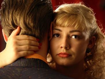 Кадр из фильма «Стиляги»