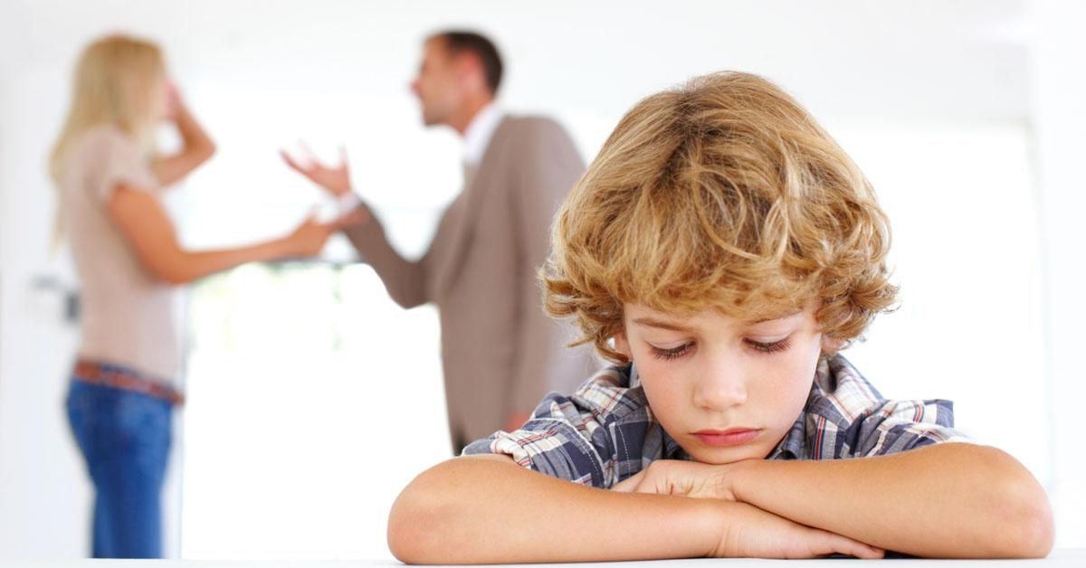 child custody after divorce essay