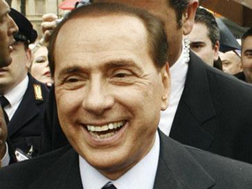 Сильвио Берлускони (Silvio Berlusconi) имеет активную личную жизнь