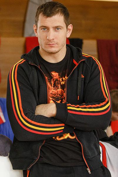 Виталий Шульга, самбист, фото