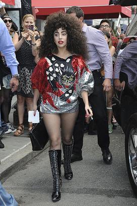 Леда Гага фото