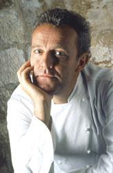 Ален Пассар (Alain Passard), шеф-повар и вла- делец парижского ресторана L'Arpège (три звезды Michelin), автор книги «Коллажи и рецепты» (Clever, 2012).