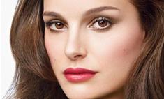 Натали Портман стала лицом новой коллекции Rouge Dior Baume