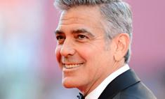 У Клуни украли интимную фотографию