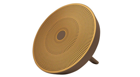 Компактная колонка i24R3, модель-концепт дизайнера Майкла Янга в содружестве с брендом EOps Tech, www.michael-young.com
