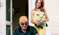 Михаил Турецкий отпраздновал юбилей дочки в Турции