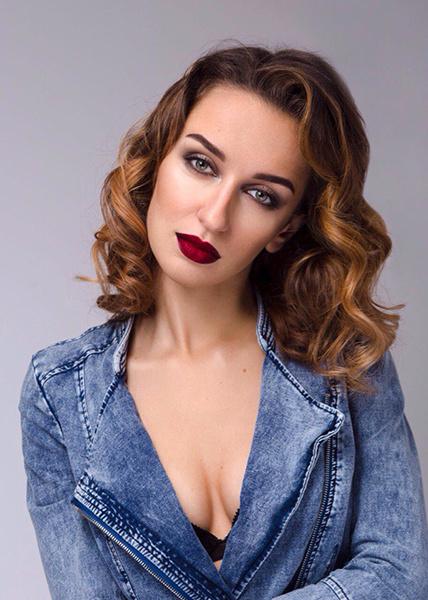 Ольга Смотрина, бьюти-блогер